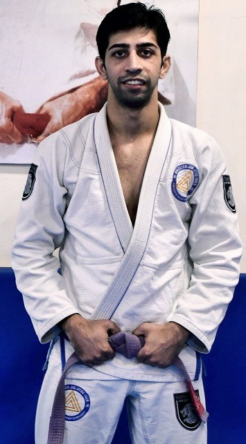 Binish-Sukhija-BJJ-India