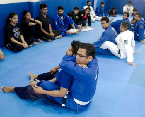 BJJ Delhi Belt Test BJJ India 01