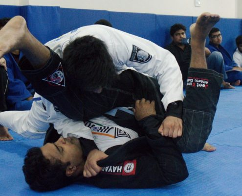 BJJ Delhi Belt Test BJJ India 06