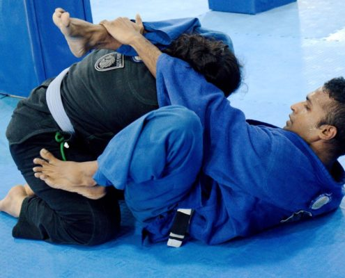 BJJ Delhi Belt Test BJJ India 08