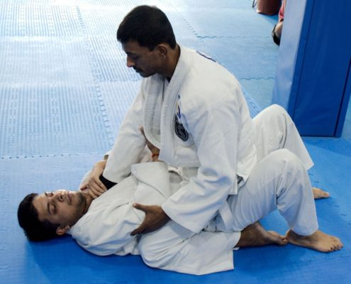 BJJ Delhi Belt Test BJJ India 12