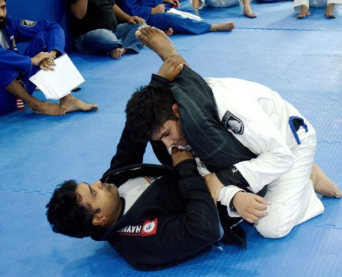 BJJ Delhi Belt Test BJJ India 13