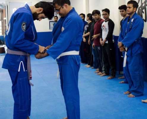 BJJ Delhi Belt Test BJJ India 15