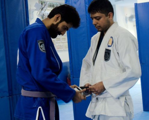 BJJ Delhi Belt Test BJJ India 16