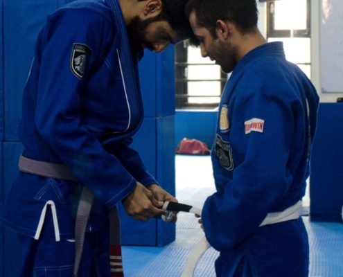 BJJ Delhi Belt Test BJJ India 17