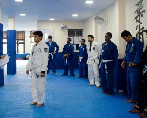 BJJ Delhi Belt Test BJJ India 18