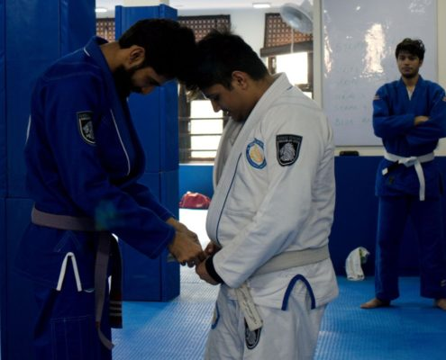 BJJ Delhi Belt Test BJJ India 19