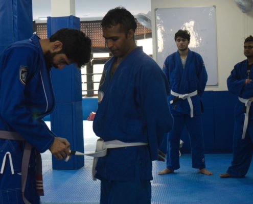 BJJ Delhi Belt Test BJJ India 20