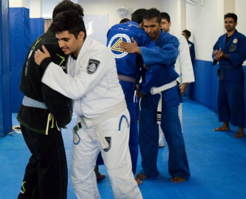 BJJ Delhi Belt Test BJJ India 23