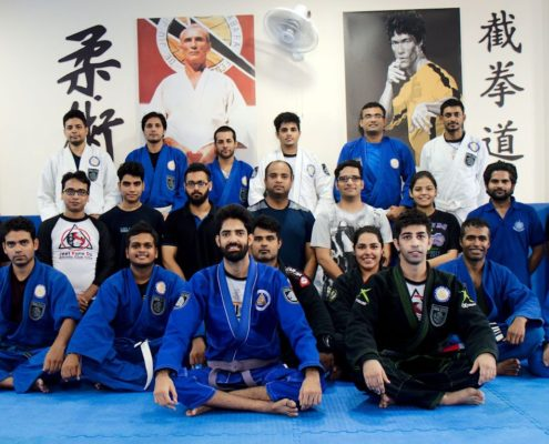 BJJ Delhi Belt Test BJJ India 24