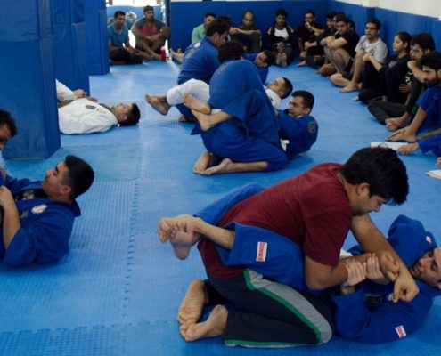BJJ Delhi Belt Test BJJ India 27