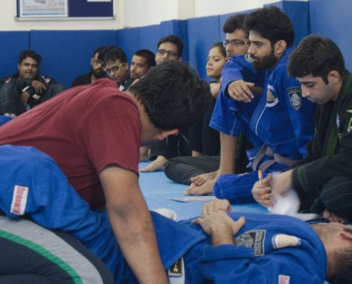 BJJ Delhi Belt Test BJJ India 28