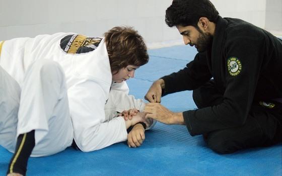 Brazilian-Jiu-Jitsu-India-Delhi-BJJ-Class
