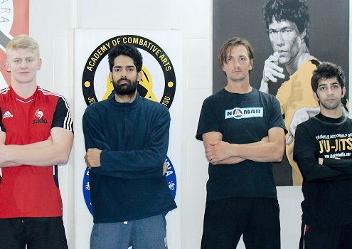 Alex & Dominik visits BJJ India