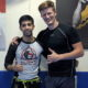 Alastair Meehan from New Zealand Visits BJJ India