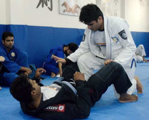BJJ Delhi Belt Test BJJ India 1