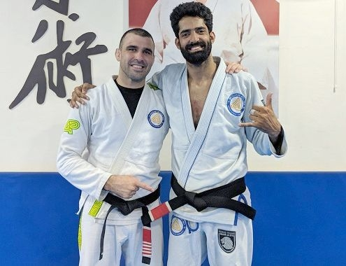 BJJ India Founders